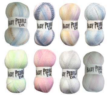 Woolcraft Baby Pebble DK 100g